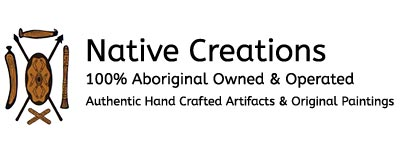 Authentic Hand Crafted Aboriginal Artifacts & Paintings