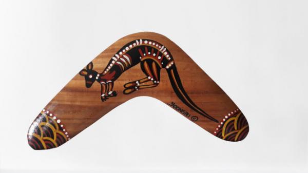 Small Decorative Boomerang